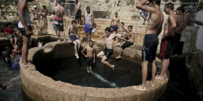 Palestina Foto:AFP