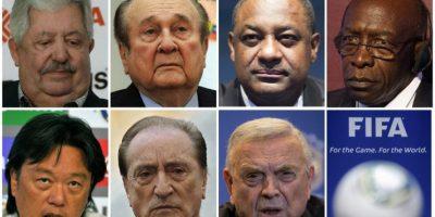 Ellos son los siete directivos de FIFA detenidos por aceptar soborno
