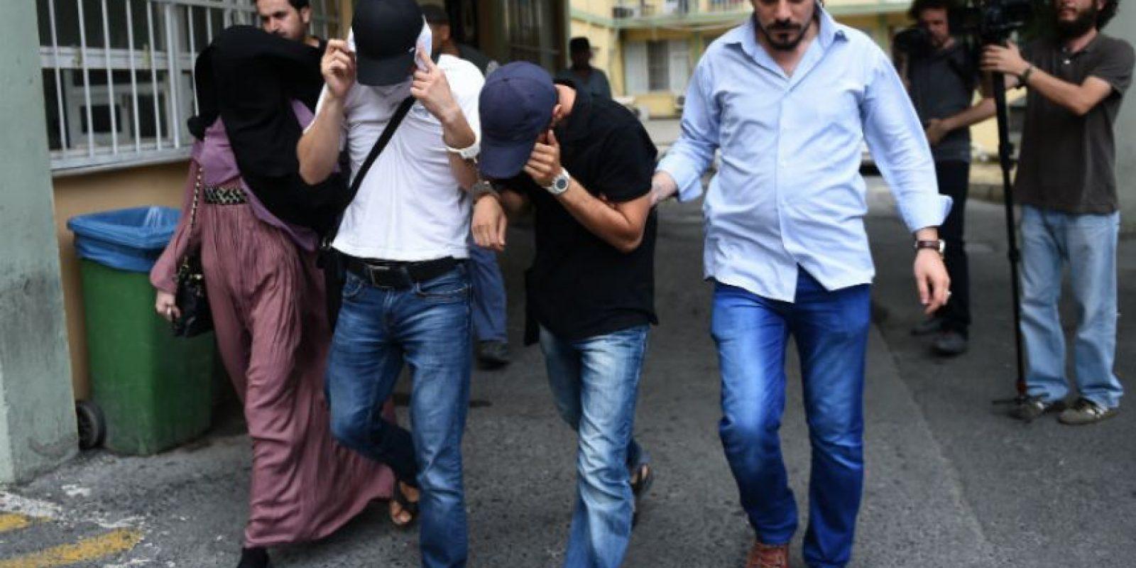 Halis Bayancuk fue detenido durante una redada en Estambul. Foto:AFP