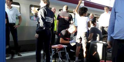 Video: Así se vivió el atentado de un hombre en tren de Francia