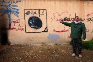 2. Violencia en Sinjar Foto:AFP