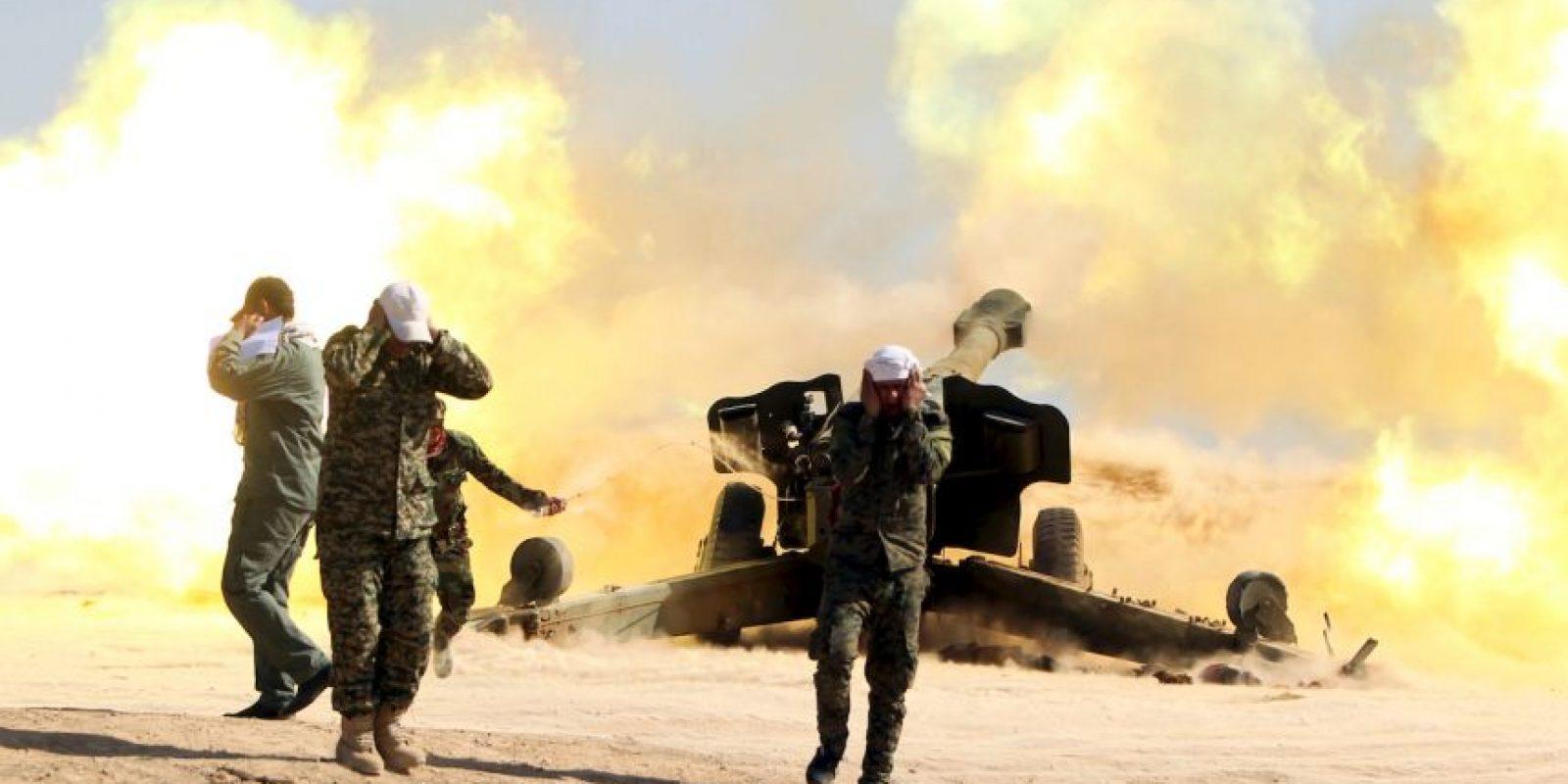Entre las personas con menos educación, el 60% apoya la acción militar. Foto:AFP