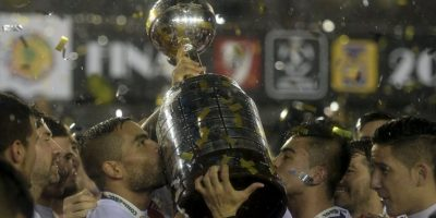 Se coronaron en la Libertadores Foto:Getty Images