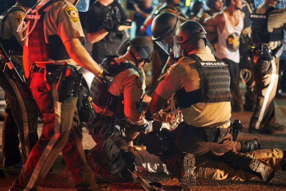 El domingo se realizaron 23 arrestos. Foto:AFP