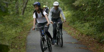 """Durante las vacaciones se publicó el playlist que Barack Obama eligió para sus """"días de descanso"""". Foto:AFP"""