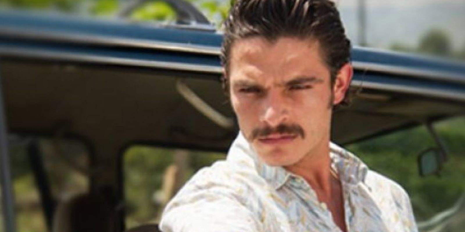 """Anderson Ballesteros era """" El Chili"""", basado en el sicario """"Pinina"""", otro de los temibles sicarios de """"Pablo Escobar"""". Foto:vía Caracol Televisión"""