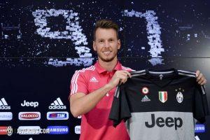 PORTERO: Neto (Juventus/Argentina) Foto:juventusfc.com