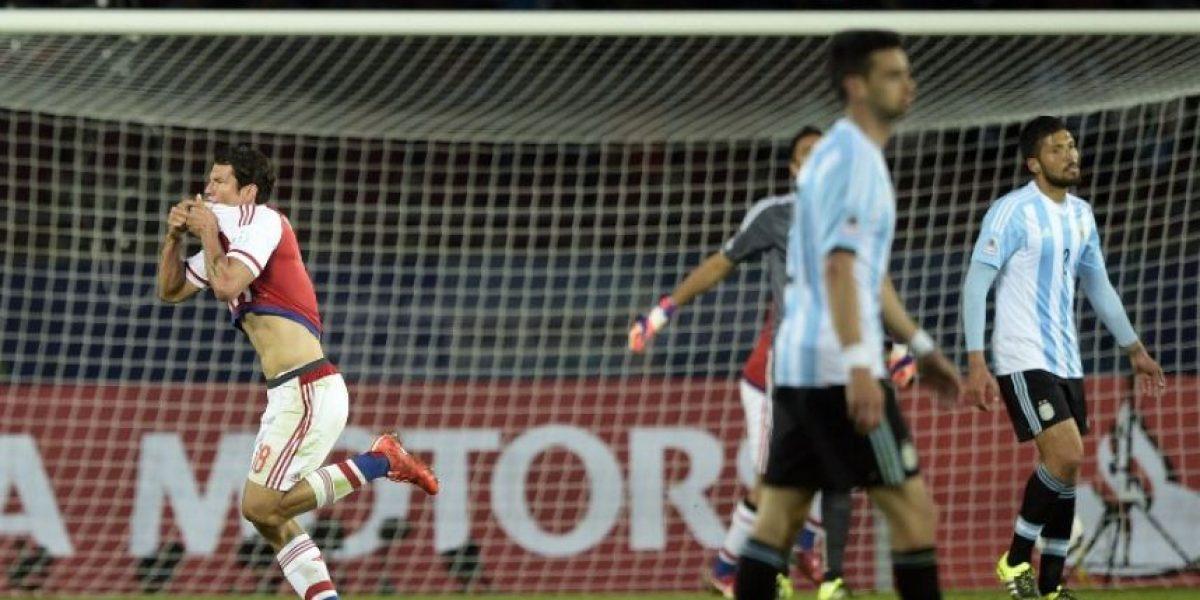 #Chile2015 Argentina se ahoga en el último minuto contra Paraguay