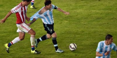 Ambos equipos se quedaron con un punto en la tabla del grupo B del torneo. Foto:AFP