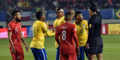 Los brasileños tuvieron que venir de atrás para quedarse con los tres puntos. Foto:AFP