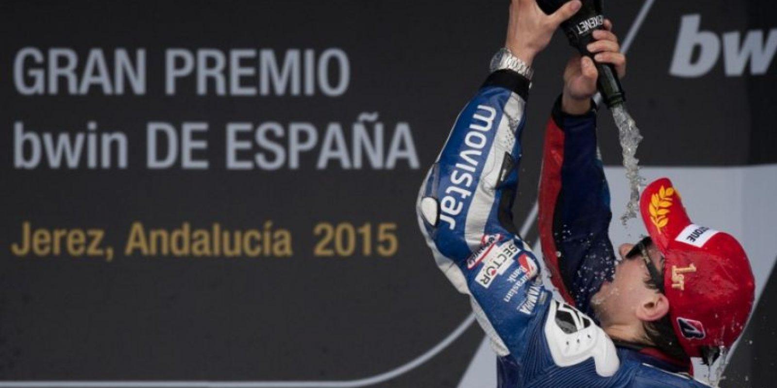 El piloto español confirmó su gran momento con la victoria que consiguió este domingo. Foto:AFP