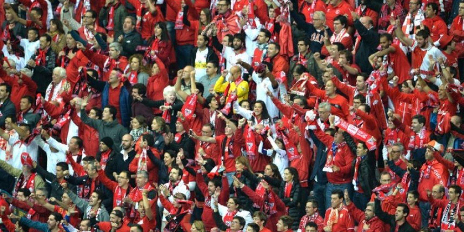 El equipo andaluz vino de atrás para quedarse con el trofeo por cuarta ocasión en su historia. Foto:AFP