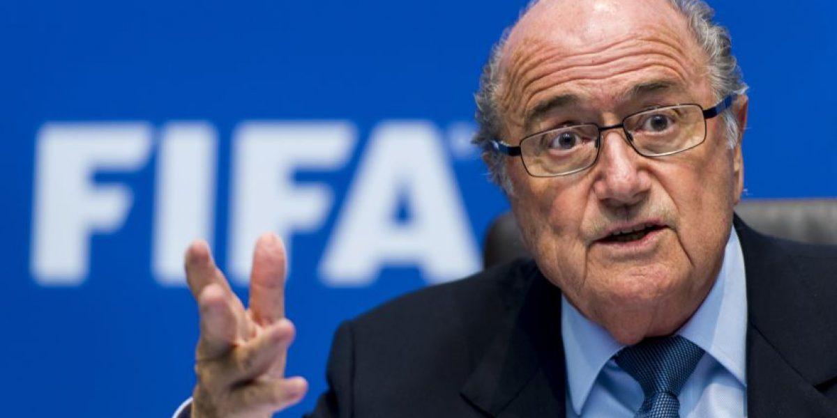 AUDIO. Transparencia Internacional pide la renuncia de Blatter de la FIFA