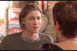 """Interpretó a """"Jake"""", el joven que cree estar enamorado de la """"Dra. Tess Coleman"""". Foto:YouTube"""