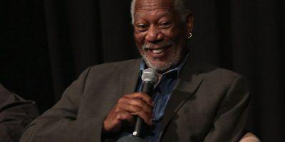 ¿Qué hace el actor Morgan Freeman en Petén?