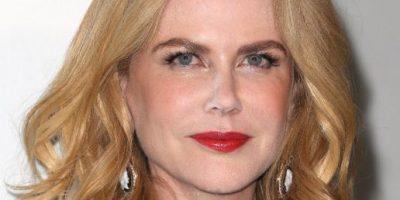 Nicole Kidman una víctima más de abuso de maquillaje