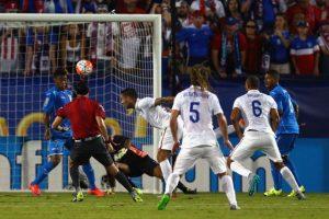 Se cumplió la primera jornada del torneo de la Concacaf con dos partidos en Frisco, Texas. Foto:AFP