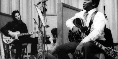 Es considerado uno de los músicos más influyentes de todos los tiempos Foto:vía facebook.com/bbking