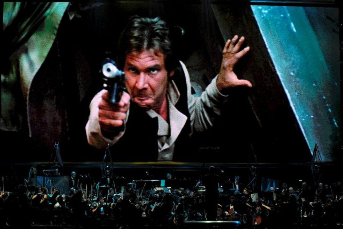 """LucasFilm prepara la película en solitario de """"Han Solo"""". Foto:Getty Images"""