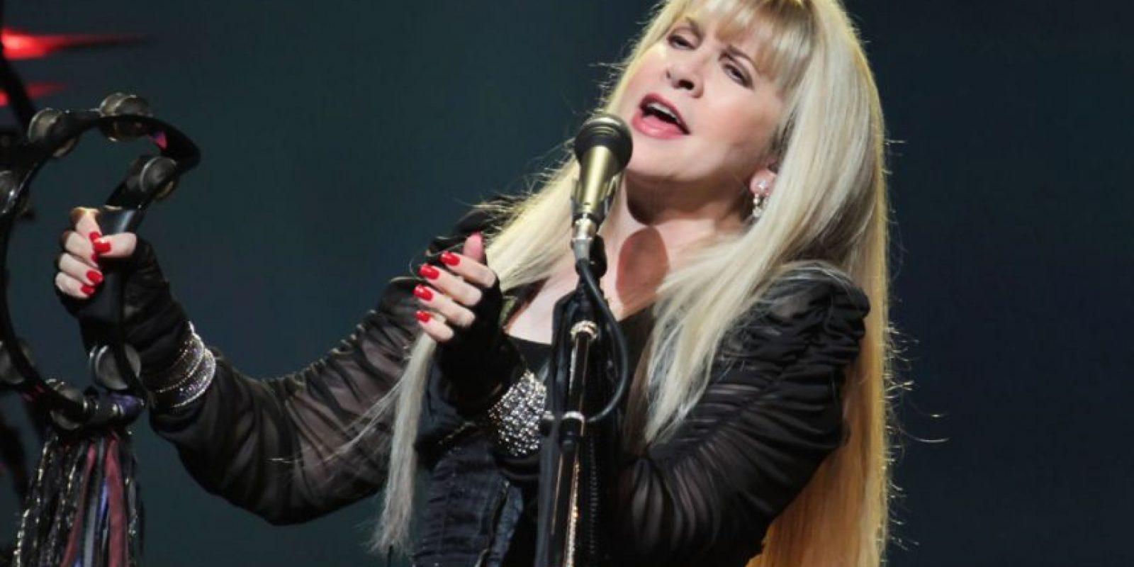 Stevie Nicks Foto:Agencias