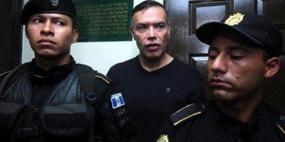"""Juan de Dios Rodríguez en su traslado a Tribunales: """"Soy inocente"""""""