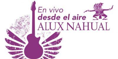 Alux Nahual ofrecerá un concierto histórico a 40 mil pies de altura