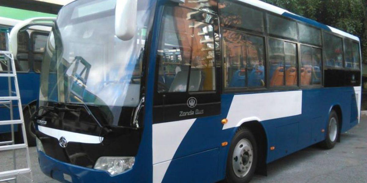 Candidato a la alcaldía de la Ciudad critica al sistema de transporte y este le responde