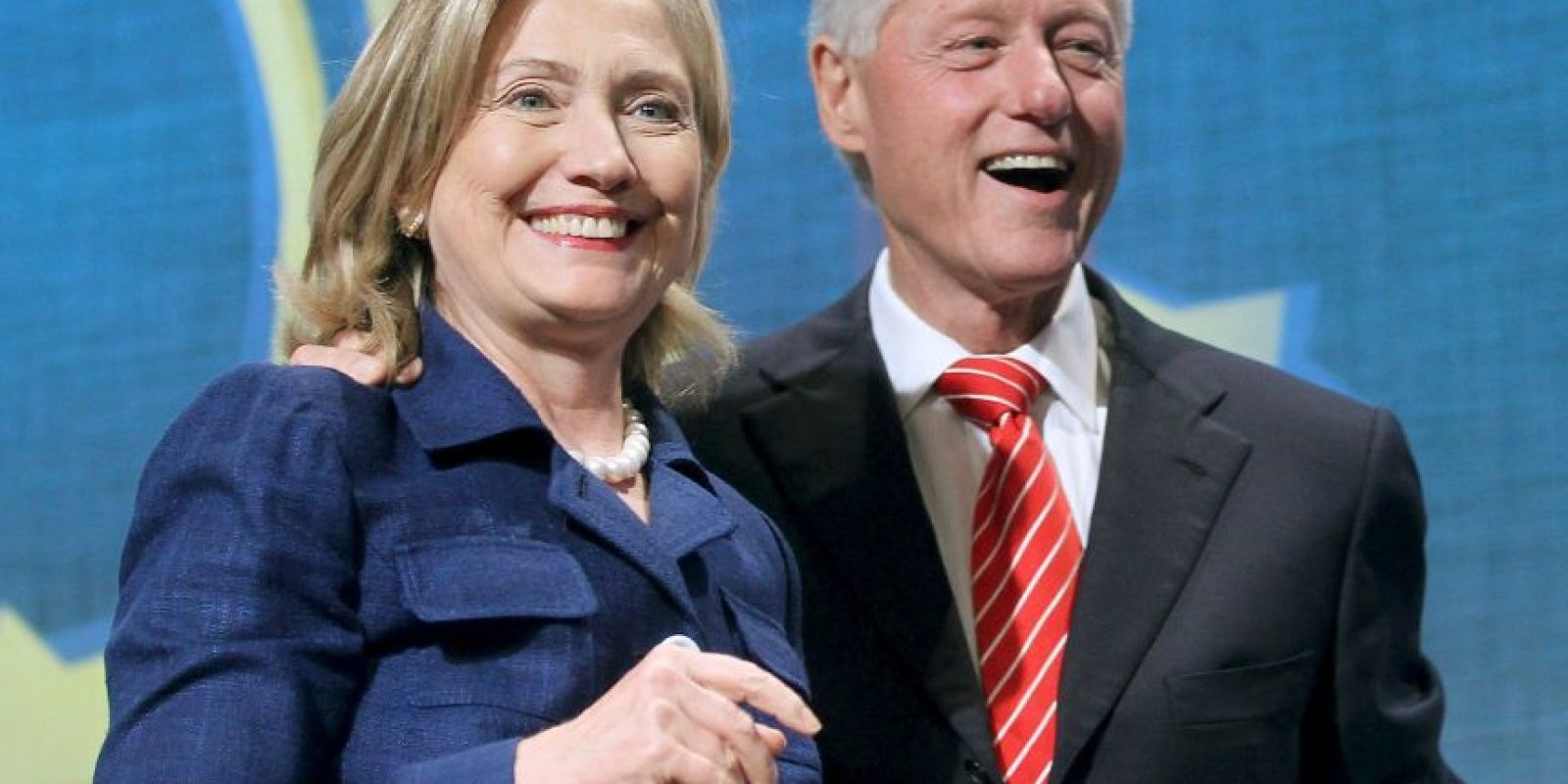 En su primer periodo presidencial, el mandatario aceptó haberla consumido Foto:Getty Images