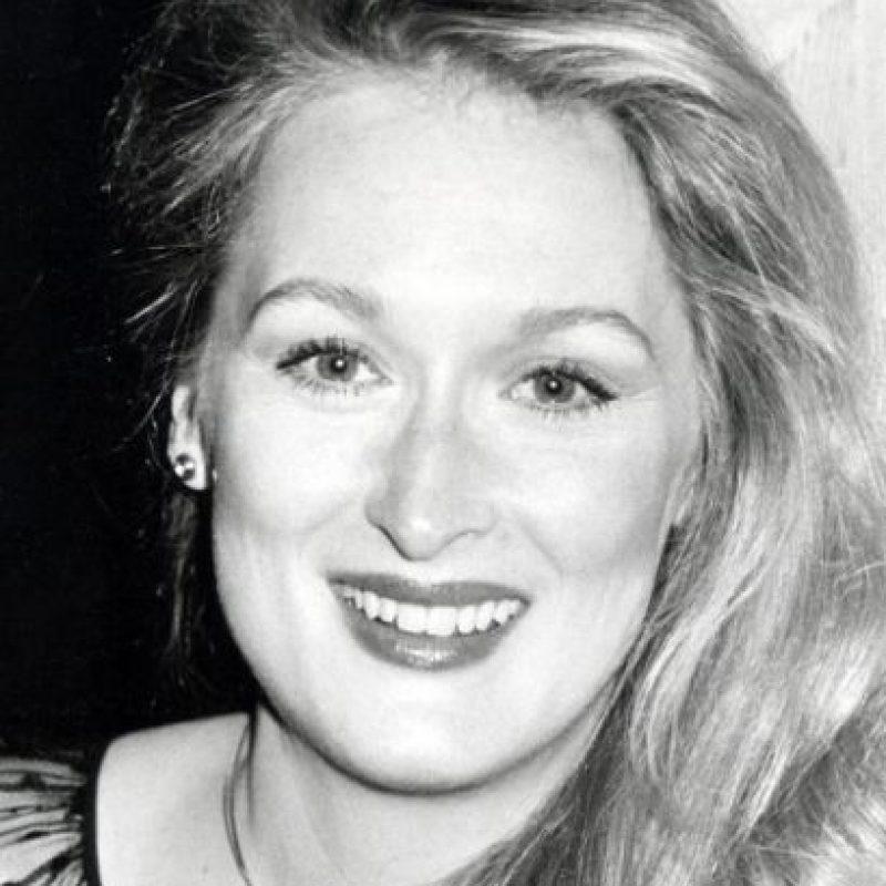 Estudió arte dramático en Yale en los años 70. Foto:vía Getty Images
