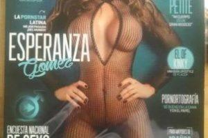 Su nombre es Esperanza Gómez Foto:vía facebook.com/soyesperanzagomez