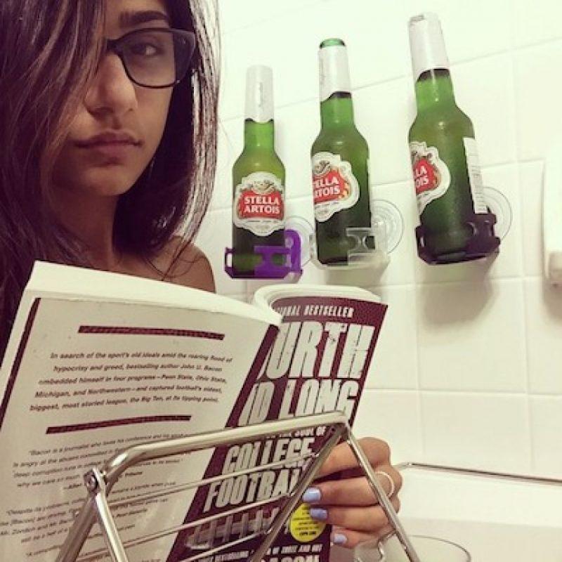 Foto:Instagram.com/MiaKhalifa1
