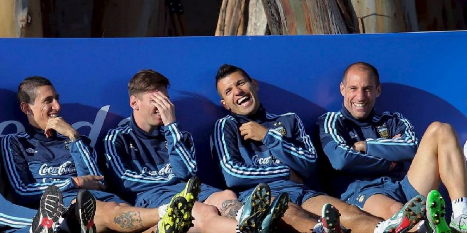 Real Madrid y Rafa Benítez pusieron sus ojos en un seleccionado de Argentina para reforzar a su equipo de cara a la temporada 2015/2016. Foto:Vía facebook.com/AFASeleccionArgentina