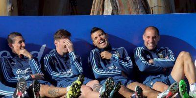 """""""Kun"""" Agüero  vuelve a desairar al Real Madrid"""
