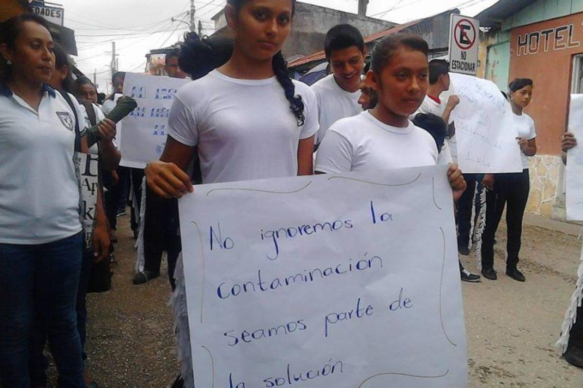 Foto:El informante petenero