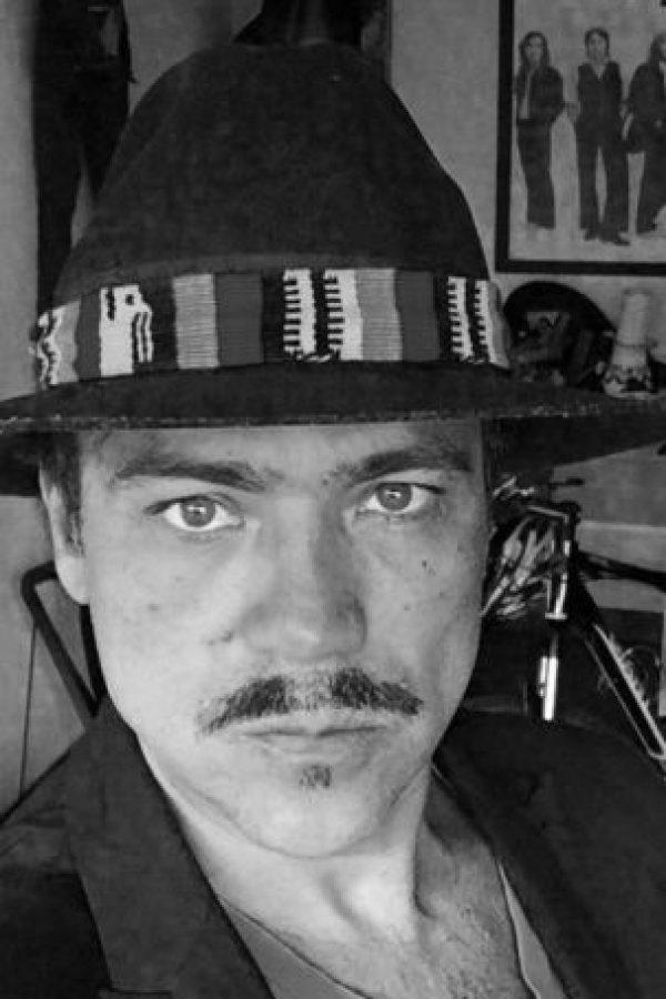 """Estuvo en series y telenovelas colombianas como """"Allá te espero"""" y """"Comando Élite"""". Foto:vía Facebook/Alejandro Martínez."""