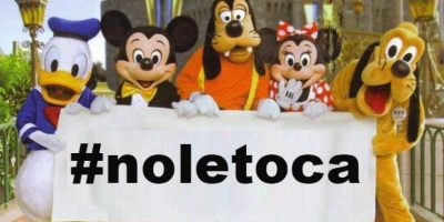 FOTOS. Con creatividad, empresas en FB apoyan la campaña #NoLeToca