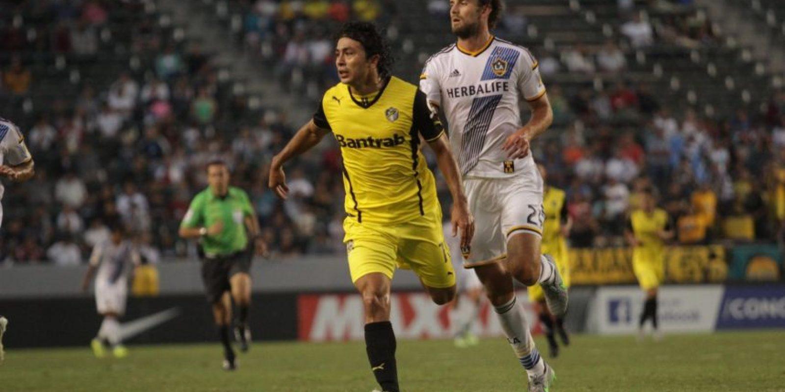 Los cremas no mostraron nivel para evitar la derrota contra el cuadro angelino. Foto:Comunicaciones FC