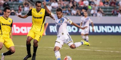 Los cremas no mostraron nivel para evitar la derrota contra el cuadro angelino. Foto:LA Galaxy