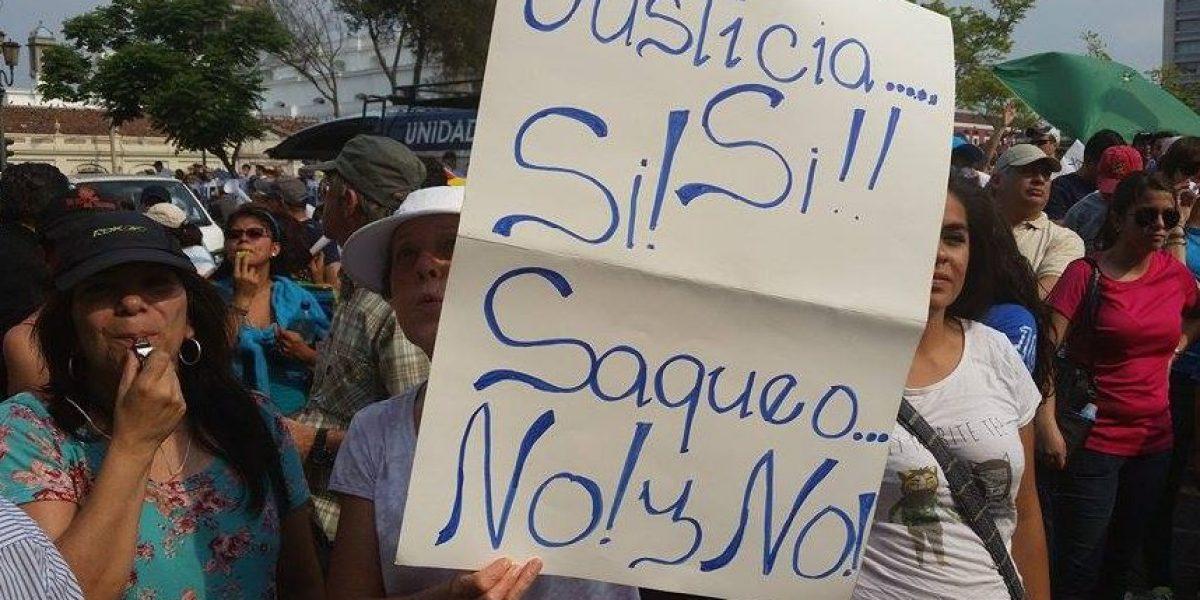 Migrantes en EE. UU. se sumarán a manifestación #RenunciaYa