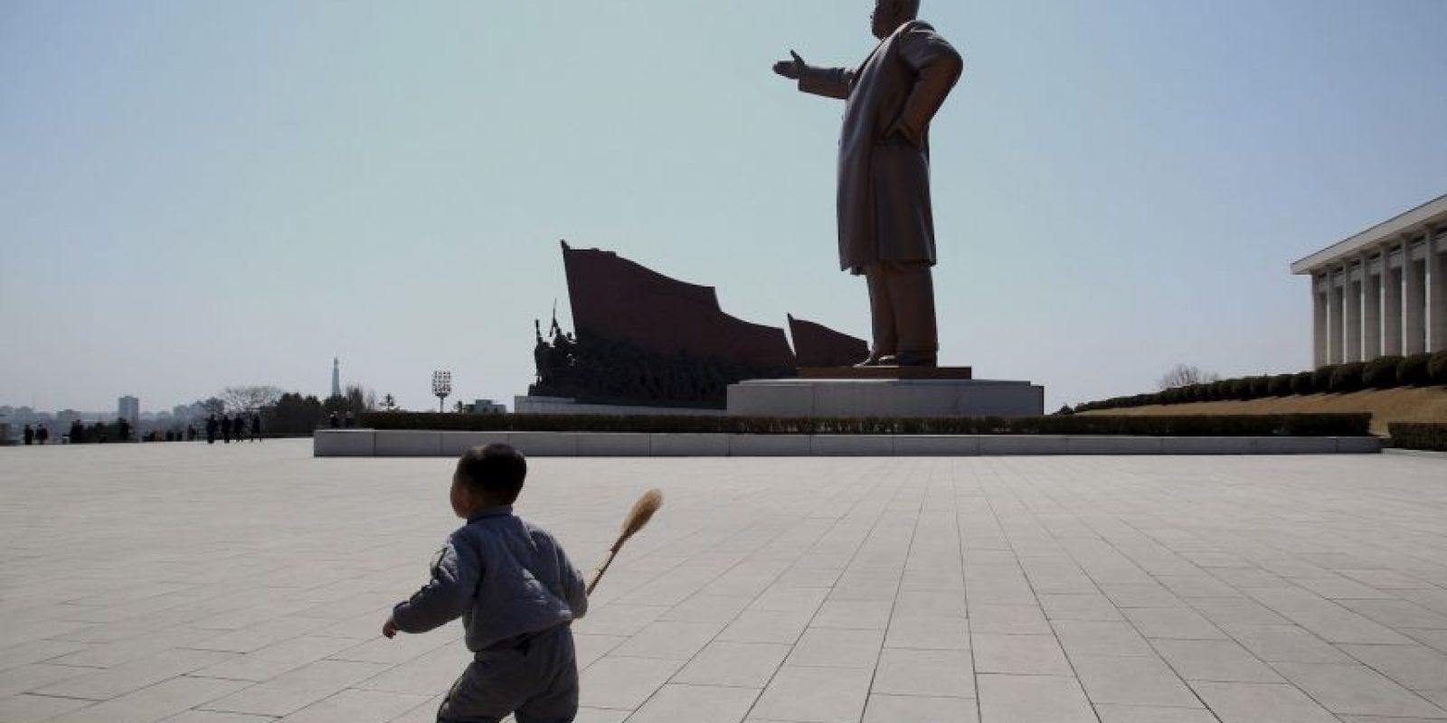Es gobernado desde 2011 por Kim Jong-un Foto:Getty Images