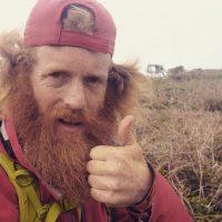 Fue la primera persona en recorrer mil 400 kilómetros (900 millas) en 135 días, de los cuales pasó 90 en el agua. Foto:Instagram.com/conway_sean