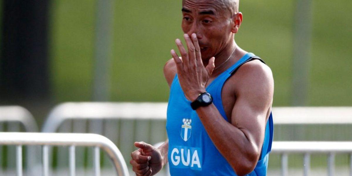 #Toronto2015 el maratón fue demasiado para Amado García