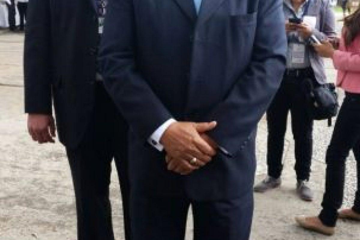 Carlos Mencos Foto:Luis Carlos Nájera