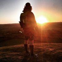Recibía mensajes de apoyo con el hashtag #RunWithSean Foto:Instagram.com/conway_sean