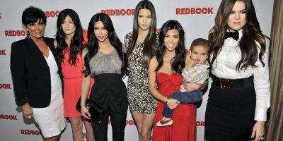 Familia Kardashian Foto:Getty Images