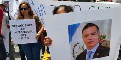 Realizan marcha para pedir la liberación de Juan de Dios Rodríguez
