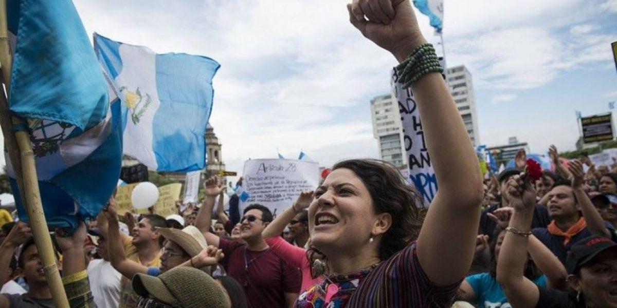 Las 39 imágenes más representativas de la manifestación #JusticiaYa