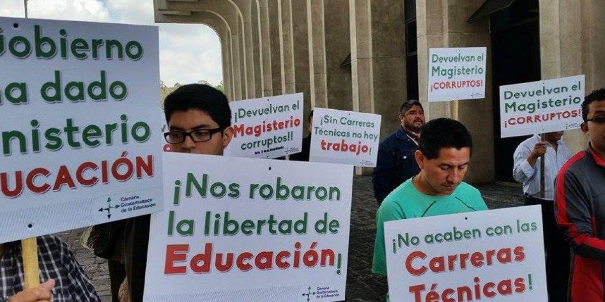 El antejuicio contra la ministra de Educación Cynthia del Águila