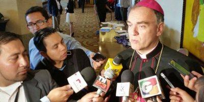 El mensaje del nuncio apostólico a la corrupción en el país