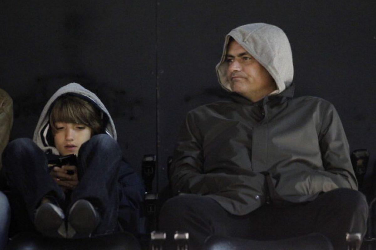 Actualmente es portero del equipo Sub-16 del Fulham. Foto:Getty Images